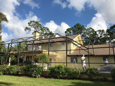 exterior painting west palm beach